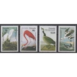 Grenade - 1985 - Nb 1290/1293 - Birds