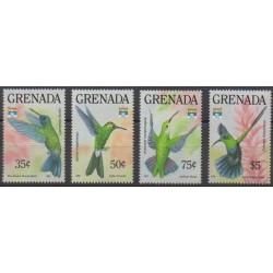 Grenade - 1992 - Nb 2134/2137 - Birds - Philately