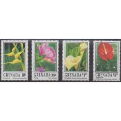 Grenade - 1993 - Nb 2239/2242 - Flowers