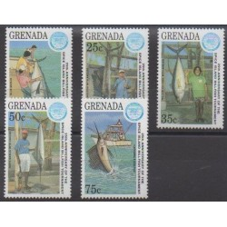 Grenade - 1993 - Nb 2371/2375 - Craft