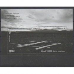 TAAF - Blocs et feuillets - 2013 - No F684