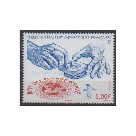 French Southern and Antarctic Territories - Post - 2013 - Nb 682 - Philately