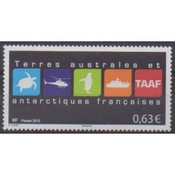 French Southern and Antarctic Territories - Post - 2013 - Nb 681