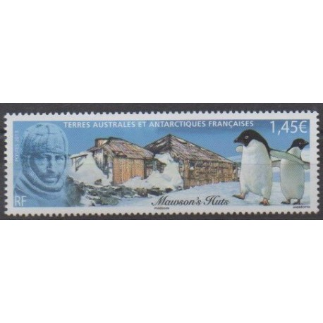 French Southern and Antarctic Territories - Post - 2013 - Nb 647 - Polar