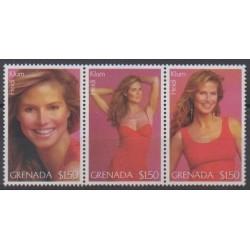 Grenade - 2002 - Nb 4204/4206 - Celebrities