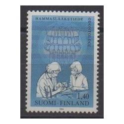 Finlande - 1984 - No 912 - Santé ou Croix-Rouge