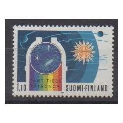 Finlande - 1984 - No 913 - Astronomie