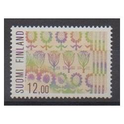 Finlande - 1985 - No 936 - Artisanat ou métiers