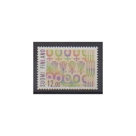 Finland - 1985 - Nb 936 - Craft
