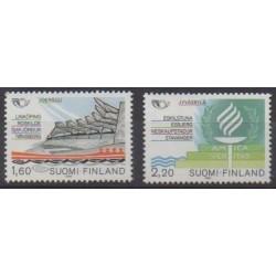 Finlande - 1986 - No 960/961