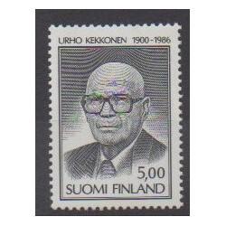 Finland - 1986 - Nb 967 - Celebrities