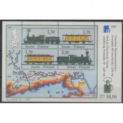 Finland - 1987 - Nb BF3 - Trains