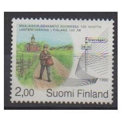 Finland - 1990 - Nb 1079 - Postal Service