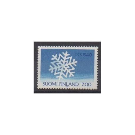 Finland - 1990 - Nb 1070 - Second World War