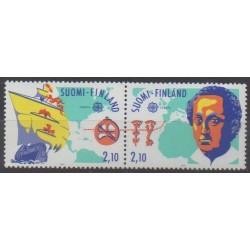Finlande - 1992 - No 1142A - Christophe Colomb - Europa
