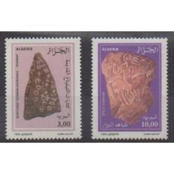 Algeria - 1994 - Nb 1062/1063 - Various Historics Themes