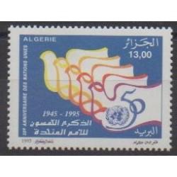 Algeria - 1995 - Nb 1094 - United Nations