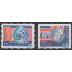 Algeria - 1998 - Nb 1183/1184 - Human Rights