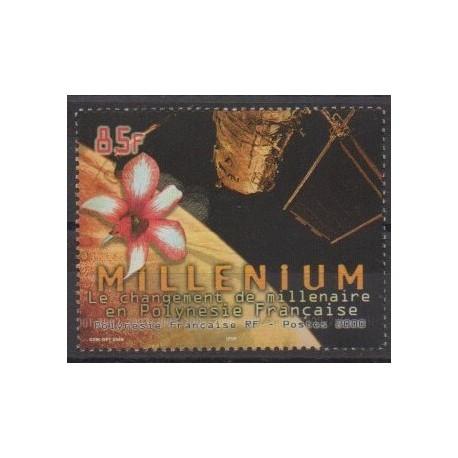 Polynesia - 2000 - Nb 630