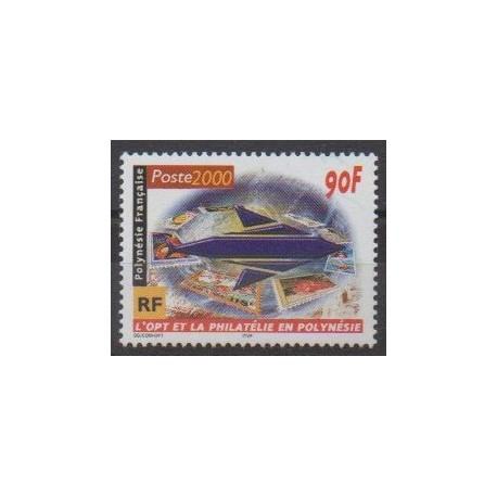 Polynesia - 2000 - Nb 613 - Philately