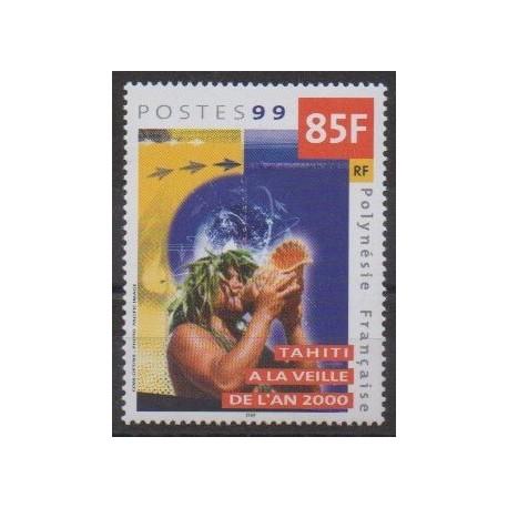 Polynesia - 1999 - Nb 608