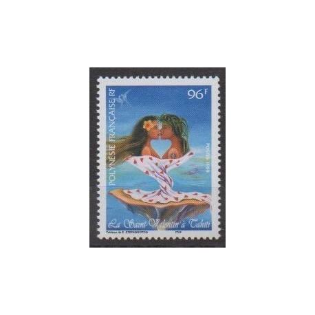 Polynesia - 1999 - Nb 578