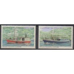 Grenadines - 1996 - Nb 1929/1930 - Boats