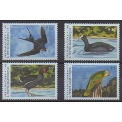 Grenadines - 2000 - Nb 2611/2614 - Birds
