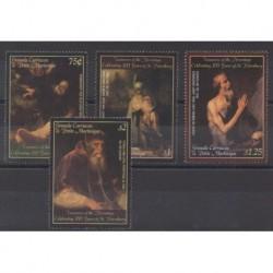 Grenadines - 2003 - Nb 3362/3365 - Paintings