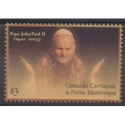 Grenadines - 2005 - Nb 3560 - Pope