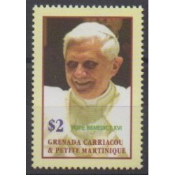 Grenadines - 2006 - Nb 3562 - Pope