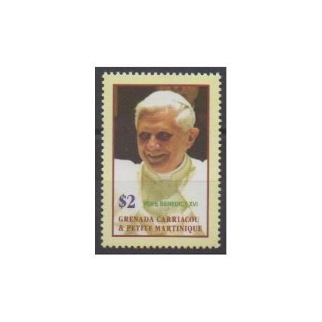 Grenadines - 2006 - Nb 3562 - Pope