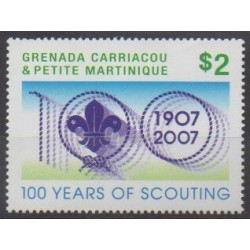 Grenadines - 2007 - Nb 3614 - Scouts