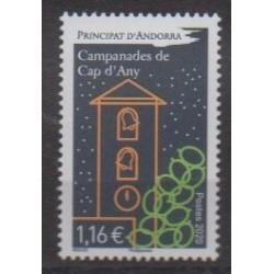French Andorra - 2020 - Cap d'Any