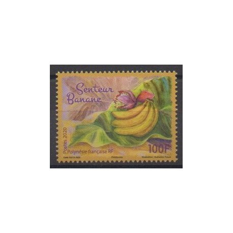 Polynesia - 2020 - Nb 1245 - Fruits or vegetables