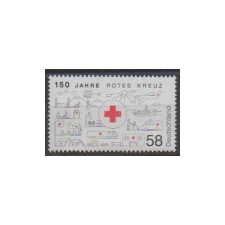 Germany - 2013 - Nb 2825 - Health