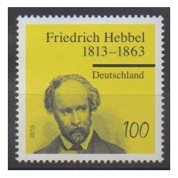 Germany - 2013 - Nb 2814 - Literature