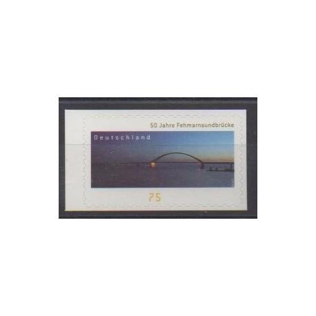 Germany - 2013 - Nb 2823 - Bridges