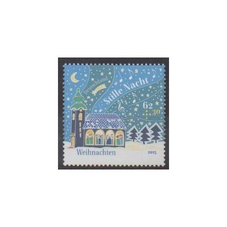 Germany - 2015 - Nb 2991 - Christmas