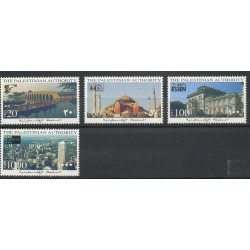 Palestine - 1996- Nb 44/47 - Monuments