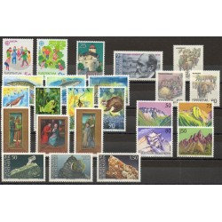 Liechtenstein - Année complète - 1989 - No 901/924