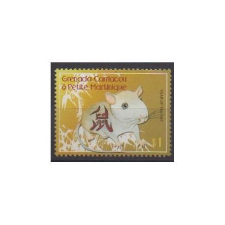 Grenadines - 2007 - Nb 3684 - Horoscope
