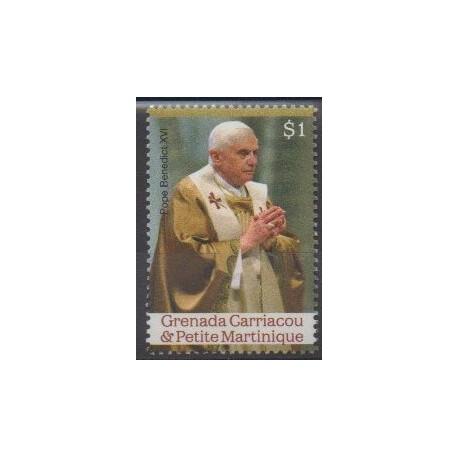 Grenadines - 2007 - Nb 3679 - Pope