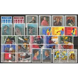 Liechtenstein - Année complète - 1984 - No 778/806