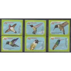 Grenade - 2011 - Nb 5423/5428 - Birds