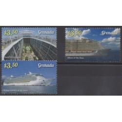 Grenade - 2015 - Nb 5671/5673 - Boats