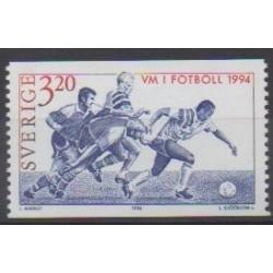 Sweden - 1994 - Nb 1805 - Soccer World Cup