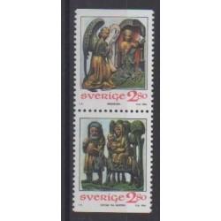 Sweden - 1994 - Nb 1839/1840 - Christmas