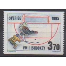 Sweden - 1995 - Nb 1863 - Various sports