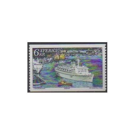 Sweden - 1998 - Nb 2040 - Boats